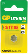 Lithiumparisto GP CR1/3N 3V 160mAh