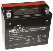 Leoch Mp-akku YTX20L-BS 12v 18Ah