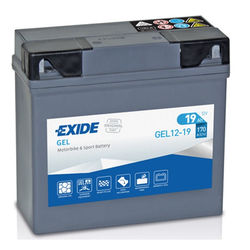 Exide Mp-Akku Geeli 12-19 12V 19Ah BMW GEL12-19
