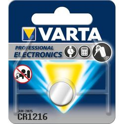 Varta CR1216 Lithiumparisto 3V