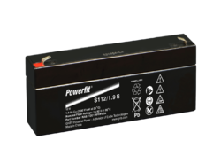 Powerfit Agm-Akku S112/1,9 S 12v 1,9Ah 4,7mm