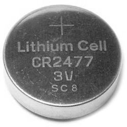 Lithiumparisto CR2477 3V