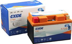 Exide MP-akku Li-ion ELTZ10S
