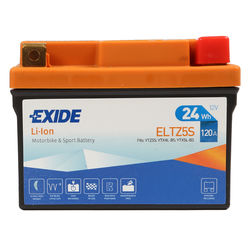 Exide MP-akku Li-ion ELTZ5S
