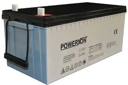 Powerxon AGM Deep Cycle akku 12V 250Ah DS-250