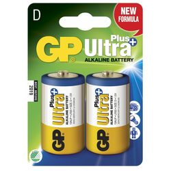 GP Ultra Plus D-paristot, 13AUP/LR20, 2-p