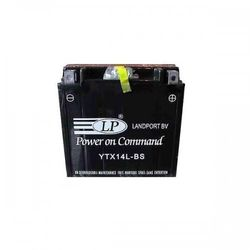 LP mp akku YTX14L-BS  12v 12Ah
