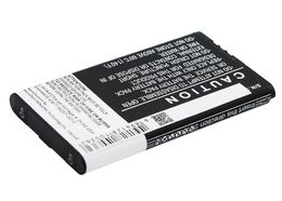 Nintendo DS XL akku 3,7V 1800mAh Liion