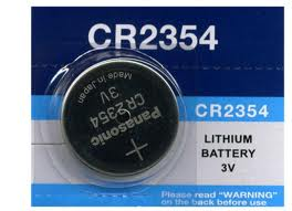 Lithiumparisto CR2354 3V